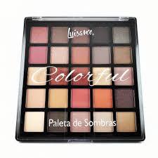 Paleta de Sombras Colorful - Luisance(1)