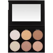 Paleta de Iluminadores - BH Cosmetics