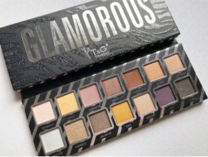 Paleta de Sombras Glamorous - Tango