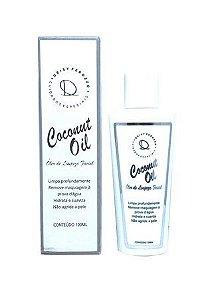 Coconut Oil - Oleo de Limpeza Facial