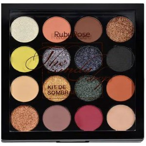 Kit de Sombras The Candy Shop - RUBY ROSE