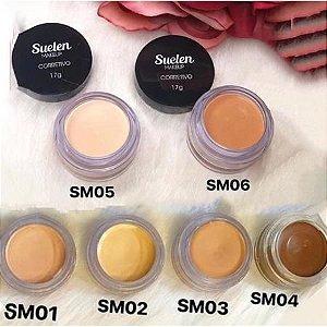 Corretivos Suelen Makeup