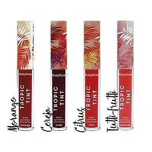 Lip Tint para Lábios e Bochechas - Ruby Rose