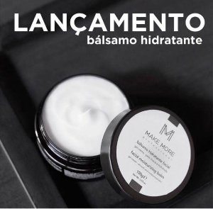 Bálsamo Hidratante Facial - MAKE MORE