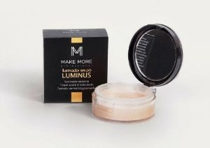 Iluminador em pó Luminus 4,5g - MAKE MORE