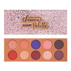 Paleta de Sombra Glamour - SP Color