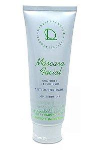 Máscara Facial Anti Oleosidade Controle /equilibrio 120ml - Deisy Perozzo