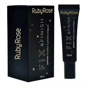 Primer Fix & Finish  15 ml - Ruby Rose