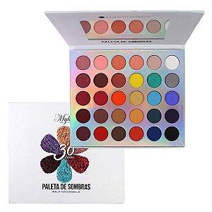 Paleta de Sombra 30-cores mylife