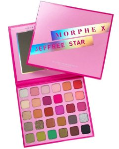 Paleta morphe x jeffree star