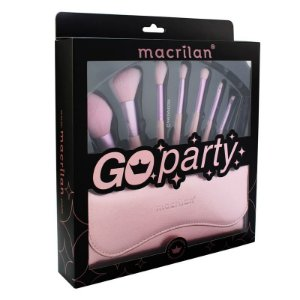 Kit de Pincel Go party - Macrilan