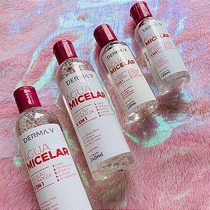 Água Micelar - Derma V