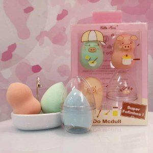 Kit Esponja Mcdull - Hello Mini
