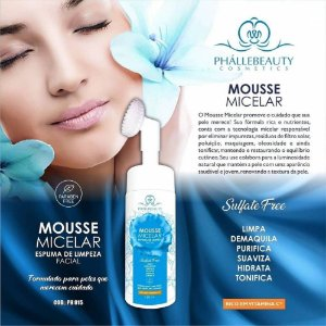 MOUSSE MICELAR PHALLEBEAUTY