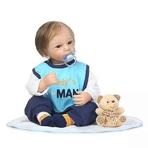 965b845eb Todos os Nossos Meninos 💙 - Doce Criança Bonecas Reborn