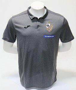 Camisa Polo Cinza