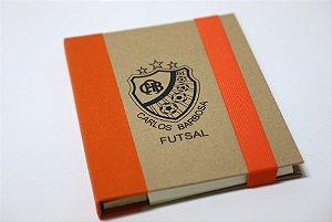 Caderneta de anotações da ACBF