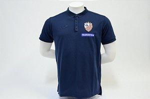 Camisa Pólo Marinho Piquet
