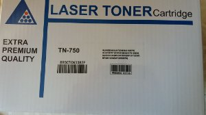 TONER BROTHER TN-750 DCL 8157/MFC8912/HL5452