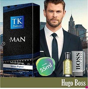 EUA PERFUM -INSPIRAÇÃO TK - HUGO BOSS 55 ML