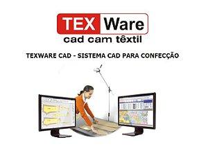 TEXWARE CAD - SISTEMA CAD PARA CONFECÇÃO ENCAIXE E MODELAGEM