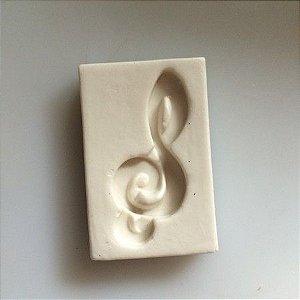 Molde Nota Musical 53