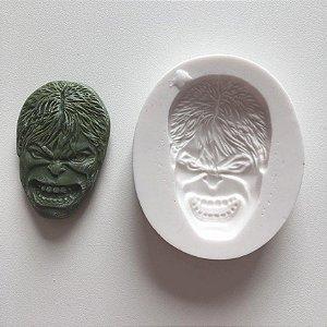 Molde Cabeça do Hulk Impo 637
