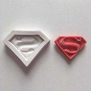 Molde Símbolo Super Homem 638