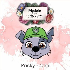 Cortador Rocky - Patrulha Canina