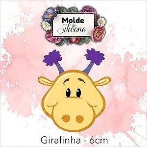 Cortador Girafinha - Galinha Pintadinha