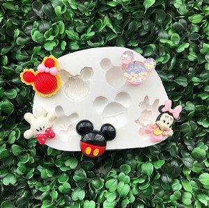 Molde dos Mickey minnie 2171