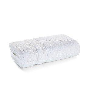 Toalha de banho Karsten Unika Branca 70x140cm
