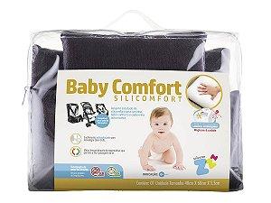 Assento para Carrinho de Bebê Bebe Conforto Cadeirinha Carro SiliComfort Lavável Fibrasca