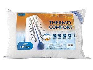 Travesseiro Thermo Comfort Fibrasca para Fronha 50X70cm