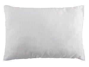 Travesseiro Saúde & Conforto Íons de Prata Anti Bactericida Fibra Integralmente Lavável 50x70 Fibrasca