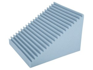 Travesseiro Encosto Anatômico Suave Conforto 50x43x34 Fibrasca