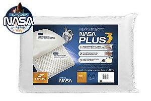 Travesseiro Nasa Plus 3 Alto para fronhas 50x70cm Fibrasca