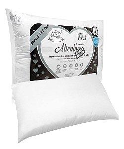 Kit 2 Travesseiro Altenburg Suporte Extra Firme Percal