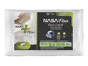 Travesseiro Nasa Fiber Fibrasca 40x60cm