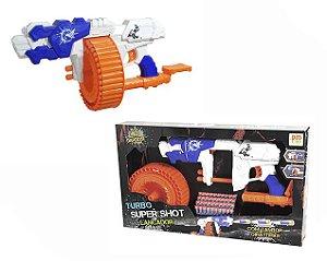 Lançador de Dardos Super Shot - Dm Toys