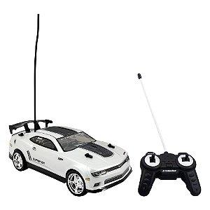 Carro Controle Remoto Recarregável - Dm Toys