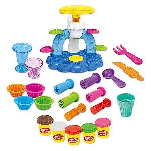 Máquina de Sorvete - DM Toys