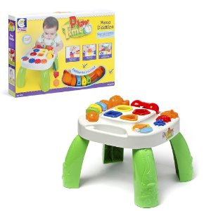 Mesa Divertida Play Time - Cotiplás
