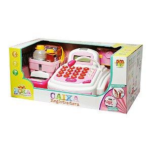 Caixa Registradora Com Luz e Som DM Toys