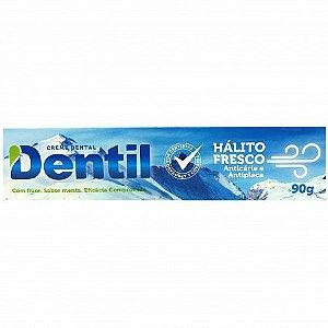 DENTIL CREME DENTAL HÁLITO FRESCO 70g