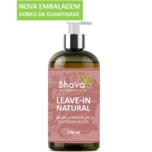 BHAVA LEAVE-IN NATURAL 250ml