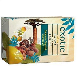 Sabonete Davene EXOTIC África 170gr