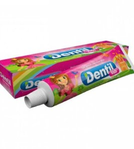 DENTIL GEL DENTAL KIDS TUTTI FRUTTI 50g