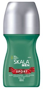 SKALA DESODORANTE ROLL-ON FOR MEN SPORT 60ml