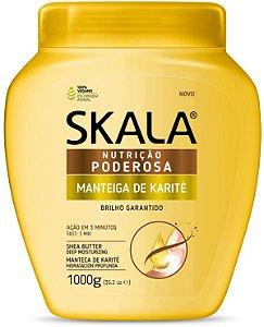 SKALA CREME DE TRATAMENTO MANTEIGA DE KARITÉ 1kg